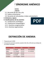 ANEMIA Y SÍNDROME ANÉMICO.pptx