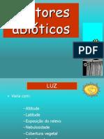 8-Factores Abióticos (LUZ)