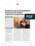 Gabbard, Transference and Countertransference