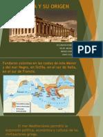 Grecia y Su Origen