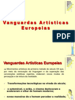 04. Vanguardas Artísticas Europeias (1)