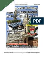 02 - MÓDULO NOÇÕES DE DIREITO - INVESTIGADOR DE POLÍCIA CIVIL SP 2012