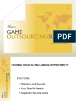 Geography of Outsourcing Hales