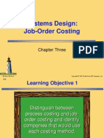 Job order costing accounting 2
