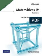 Matematicas.iv.Funciones.2ed.rene.Jimenez[u Libros.com]