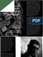 Voloshinov Valentin - El Marxismo y La Filosofia Del Lenguaje