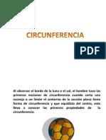 Unidad 6 Circunferencia
