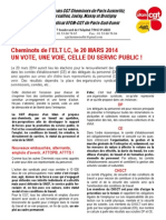 Tract Election 2014