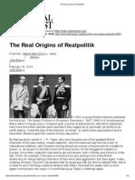 The Real Origins of Realpolitik-Mar.14-TNI