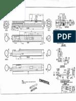 MP-40 Receiver Blueprint