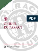 Rotaract Handbook RO