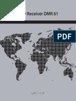 DMR 61 OM 1.3 English