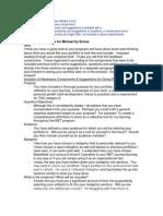 Formal Practice Peer Review