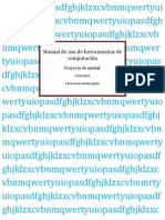 Manual de uso de herramientas de computación