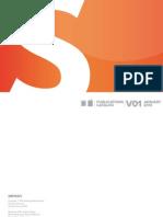 Publication Catalog 2013