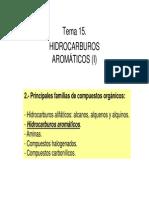 Tema15.HidrocarburosAromaticos1