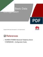 [Basic Training]ATS9900 Basic Data Configuration
