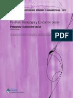 Modulo Pedagogia y Educ. Social v3
