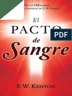 El Pacto de Sangre (Spanish Edition) - Kenyon, E.W