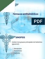 farmacos-antihelminticos
