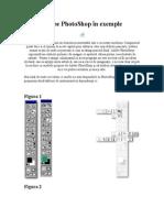Adobe PhotoShop în exemple