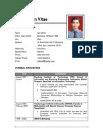 Igel Zibriel Eng Curriculum Vitae 240909