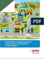 Estándares Ciencias sociales