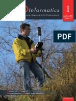 geoinformatics 2009 vol01
