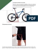 Bike Fit Caseiro