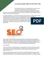 Haut Quatre  Règles   la plus grande efficaces    Site Web | SEO services