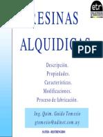 RESINAS ALQUIDICAS