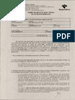 Agricola Scapim - termo de início de ação fiscal