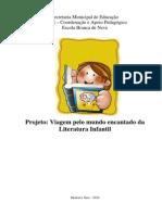 projetodeliteraturainfantildabrancadeneve-100622125134-phpapp02