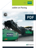 Paving Booklet English