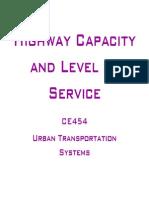Highway Capacity2