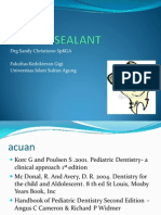 6. Fissure Sealant,Ppt