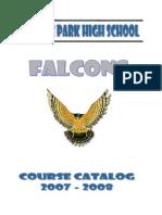 Course Catalog 07