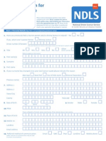 D401 Full Licence App Form