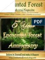 March 2014 Enchanted Forest Magazine