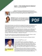 Psychosomatic Energetics - A New Building Block for Medicine
