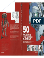Keith Thompson - 50 Robots to Draw and Paint