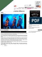 Apocalyptica editará su primer álbum en vivo