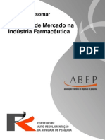 Diretrizes Esomar - Pesquisa de Mercado na Indústria Farmacêutica
