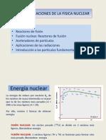 Interacciones Nucleares - Fisica
