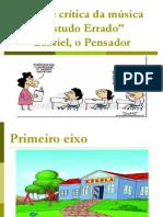 anlisedamsicaestudoerrado-130408134041-phpapp01