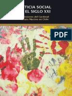 Justicia Social en El Siglo XXI. Reflexiones Del Cardenal Renato Martino en Chile