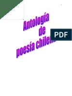 Antologia Poesia Chilena