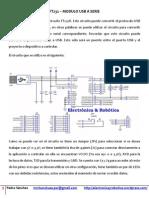 Ft232 - Modulo Usb a Serie