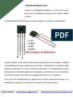 Sensor Infrarojo Is471f
