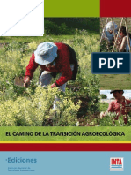 INTA - El camino de la Transición Agroecológica
